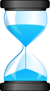 graphic royalty free library Hourglass clipart. Clip art at clker.