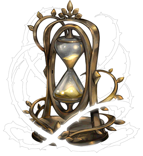 picture free stock Forgotten Hourglass
