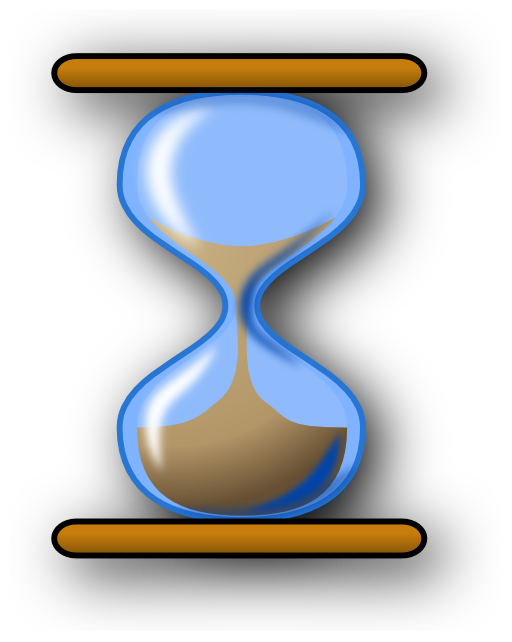 picture freeuse Clessidra Hourglass Clipart