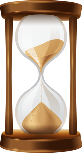png free library Hourglass clipart transparent background. Free on.