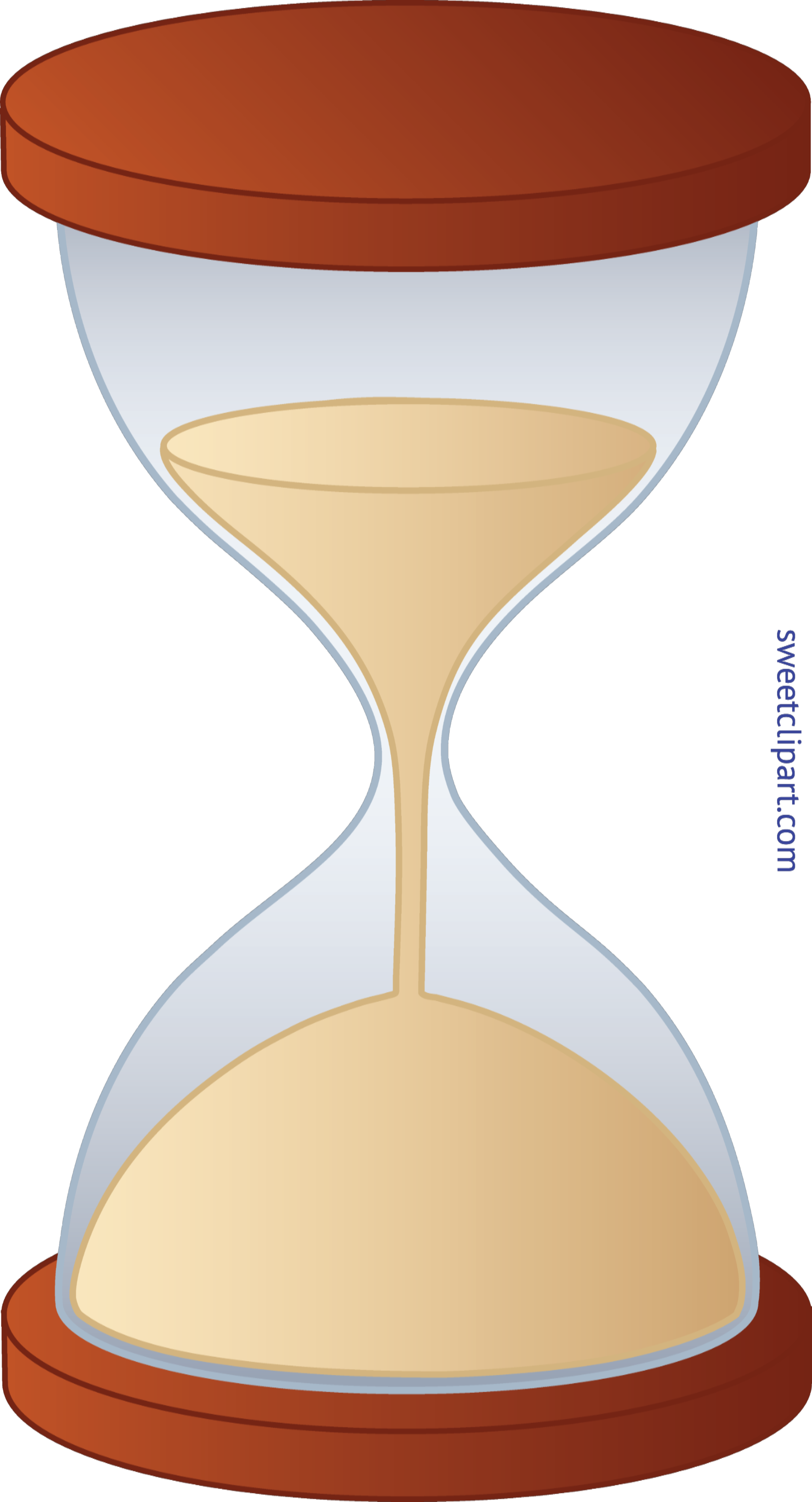 clip freeuse download Hourglass clipart. Clip art sweet.