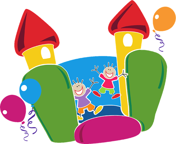 svg stock Arcade clipart festival game. Bounce house clip art