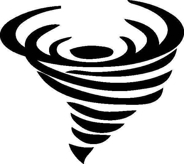 graphic black and white download Tornado clipart wind damage. Cheerleader clip art vector