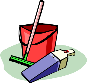 png library Housekeeping Clipart