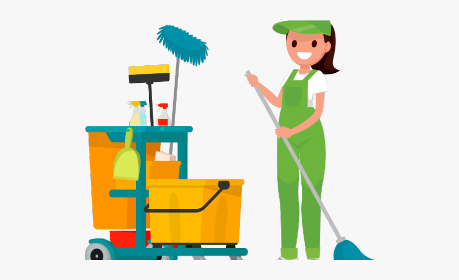 image freeuse library Housekeeping clipart. Factory cleaning services .