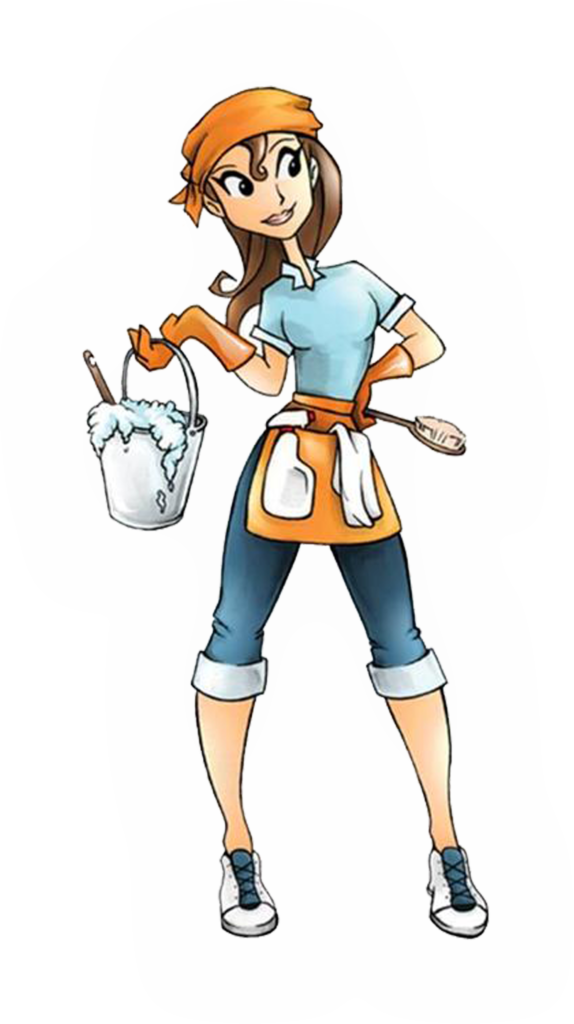 transparent stock Housekeeping akhilmass com features. Cleaner clipart housekeeper.