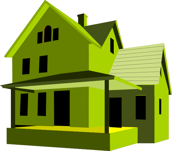 graphic free library Old House Clipart free home