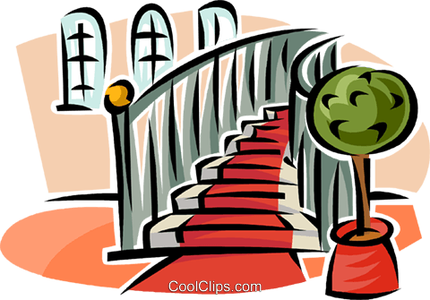 svg free library Stairs Clipart House Stair Free collection