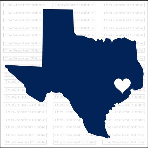 picture royalty free Heart svg png jpg. Houston texas map clipart