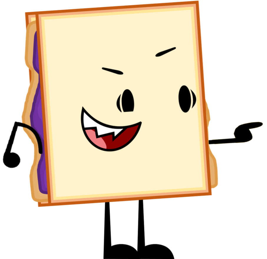 clipart royalty free download Image new oc by. Peanut butter and jelly sandwich clipart.