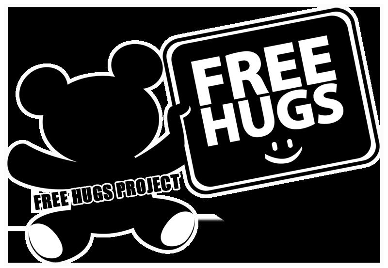 banner black and white library Hug Clipart teacher hug