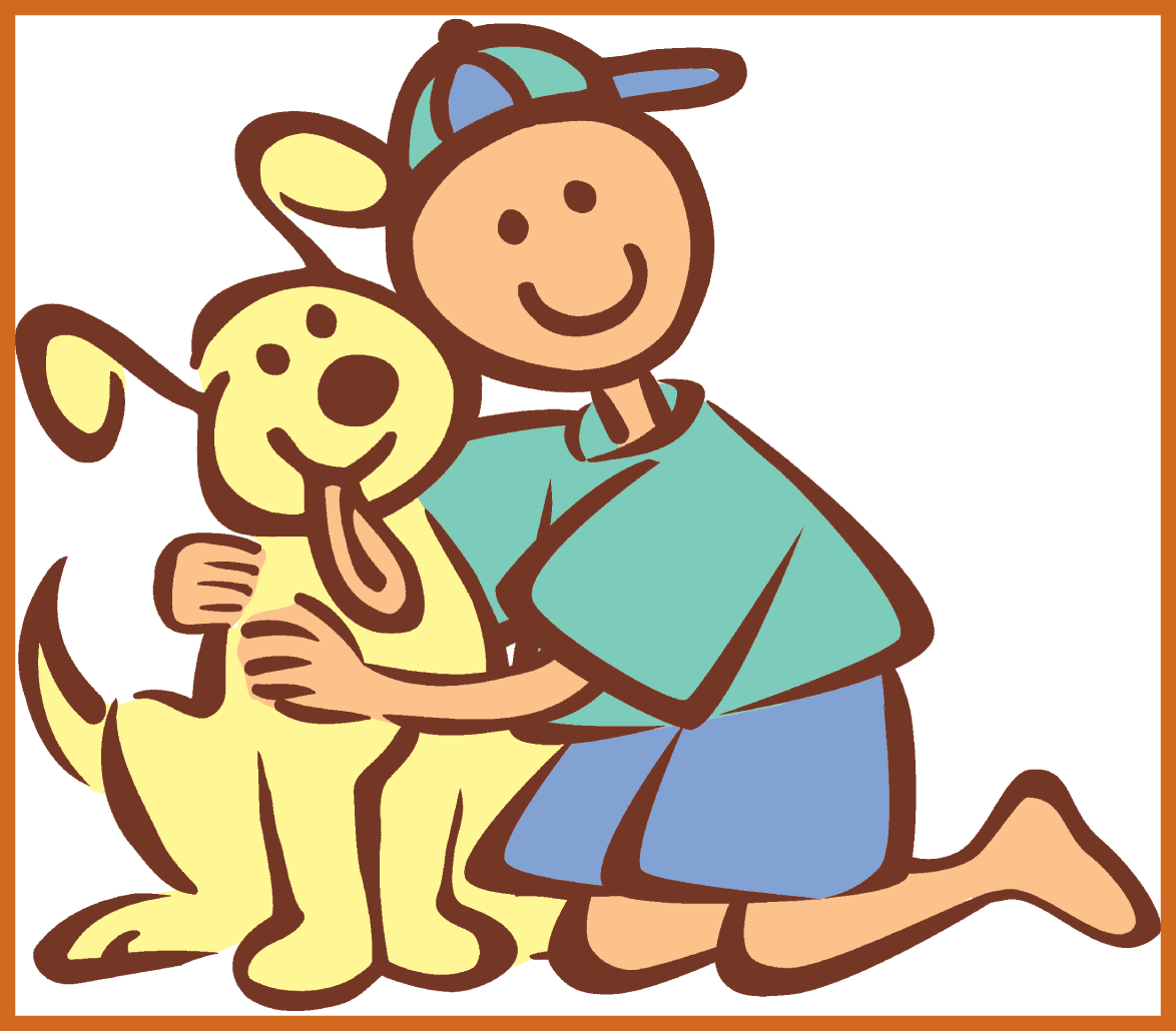 png transparent download The Best Girl Hugging Dog Clipart Image For Cartoon Inspiration And