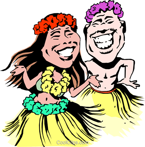 svg free library Hula Girl Clipart at GetDrawings