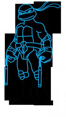 jpg transparent download Turtles Step By Step Drawing at GetDrawings