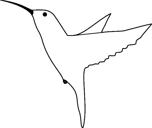 clipart download Humming Bird Clip Art at Clker
