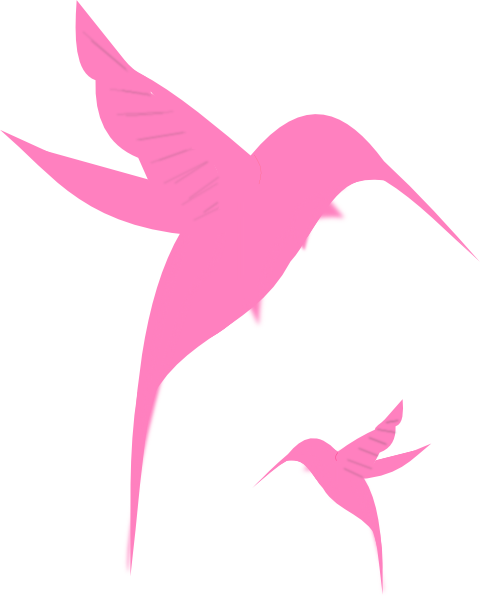 image library stock Black Hummingbird Silhouette Clip Art at Clker