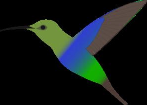 svg library library Hummingbird clip art