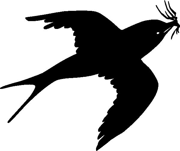 vector transparent Sparrow Clip Art at Clker