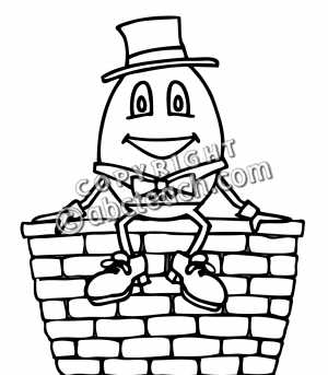 banner royalty free download Humpty dumpty clipart draw. Free download best
