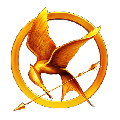 clip black and white download Hunger Games Clipart