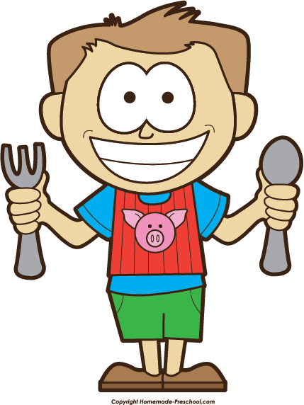 svg free Hungry Boy Clipart
