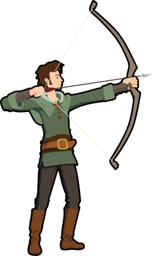 clipart freeuse download Hunter clipart. Hunting marksman free on.