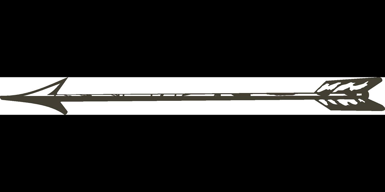 svg free download Archery shop in petaluma. Clipart bow and arrow.