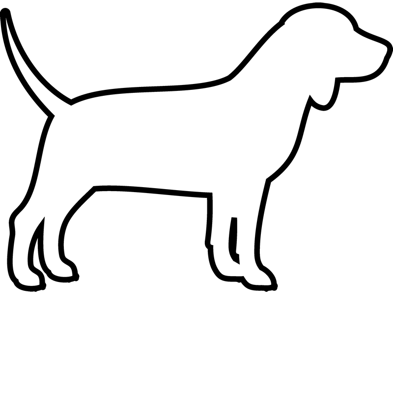 picture free stock Collection of free Beagle drawing