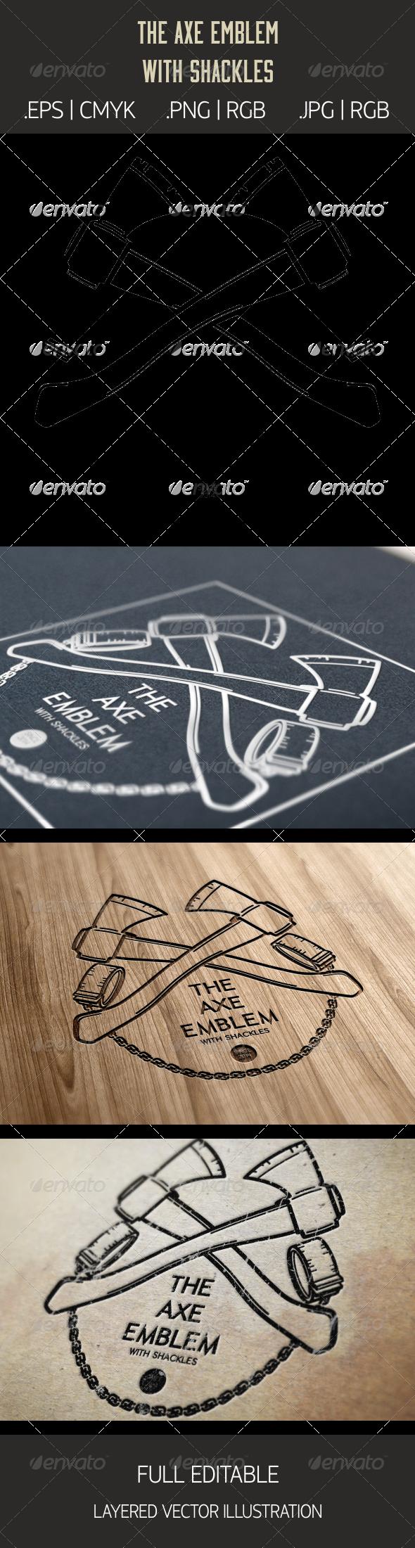 picture Vector emblem retro design element. Realistic graphic download ai
