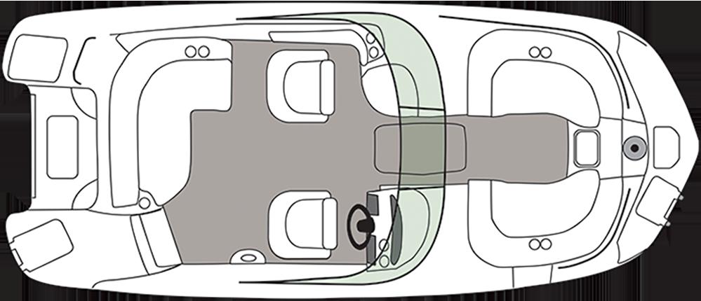 clip hurricane clip deck #98006530