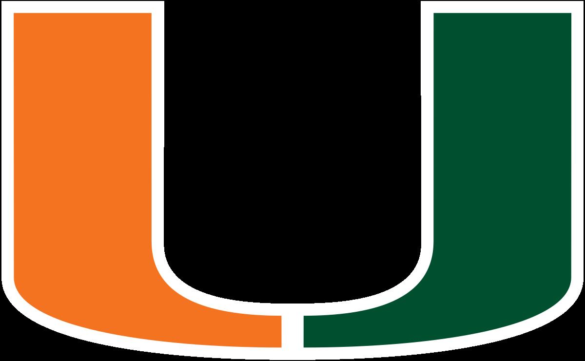 svg Miami hurricanes football wikipedia. Basketball clip high school stone mountain