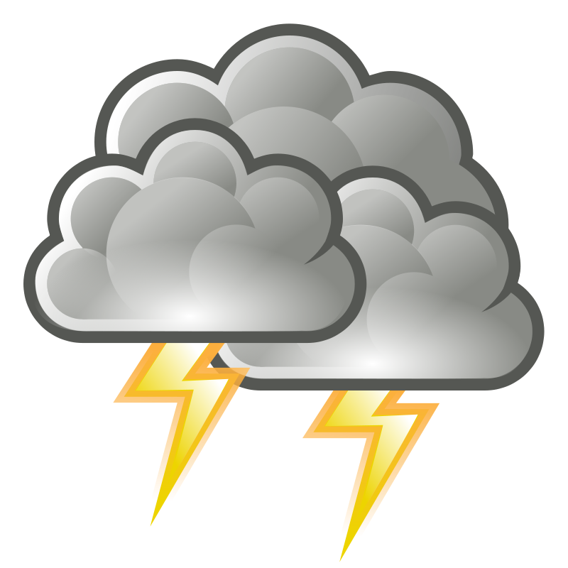 image library Storm Clipart Free