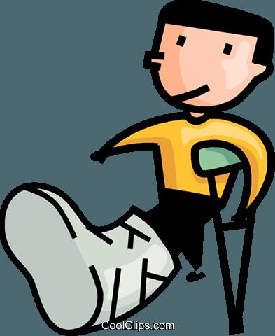 clip art library download Hurt leg clipart. Broken cartoon free download.