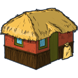 clip art library stock Hut clipart. Tribal free on dumielauxepices.