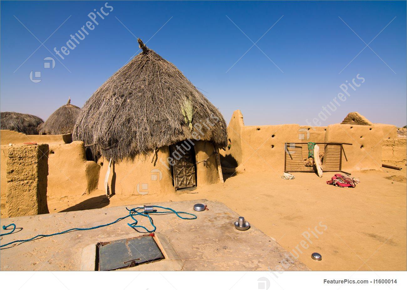 vector black and white stock Hut clipart desert house. Clip art library