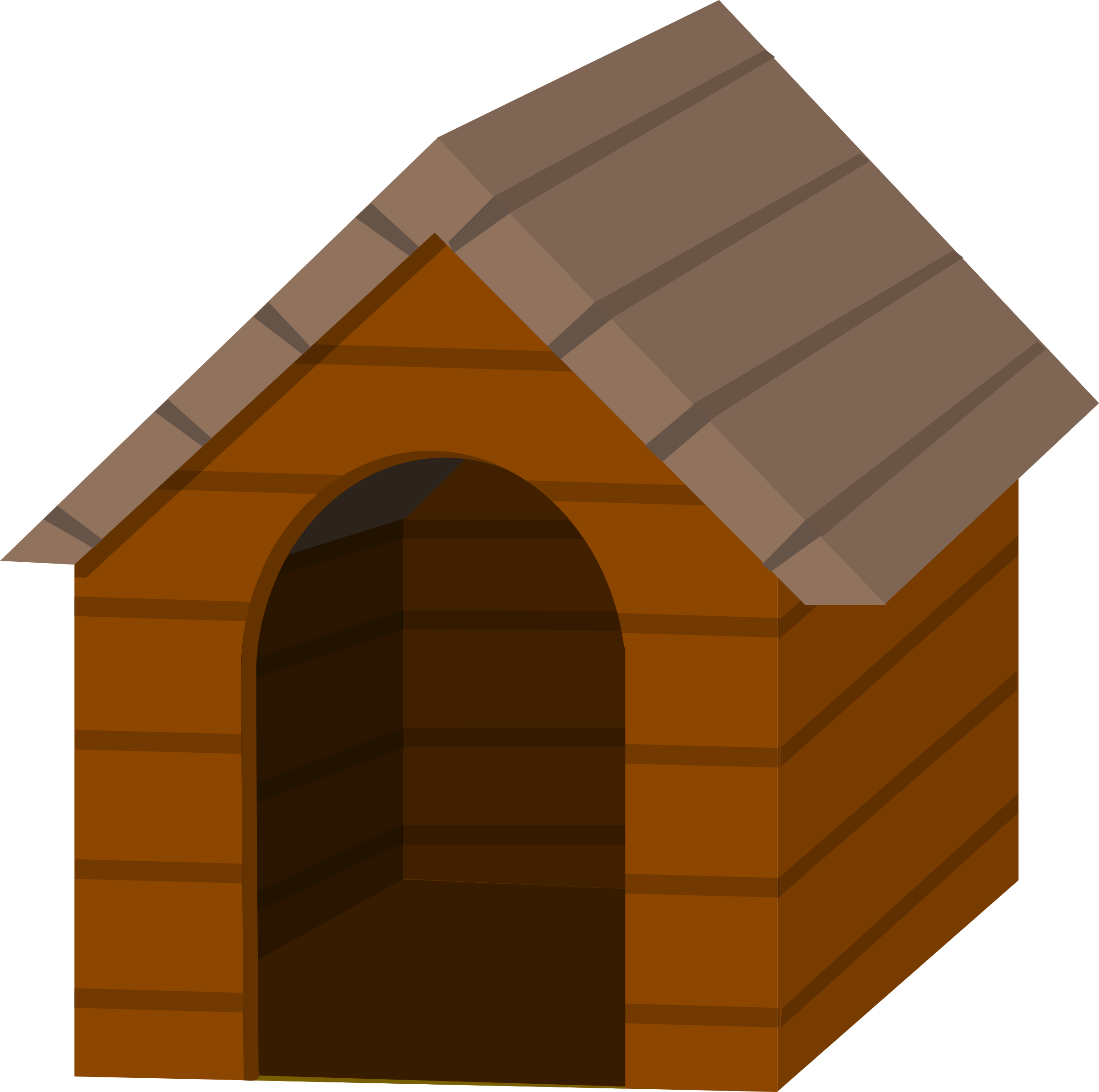 vector library library Hut clipart desert house. Dog typegoodies me art