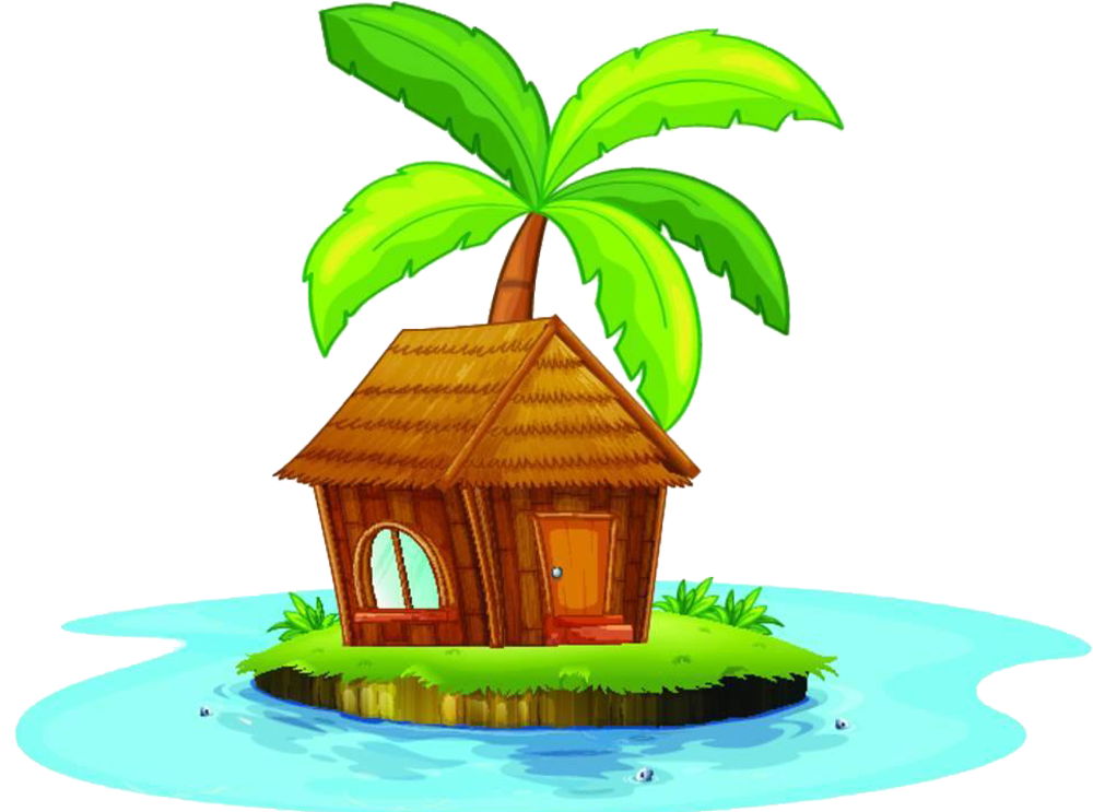 clip transparent download Nipa clip art there. Hut clipart desert house