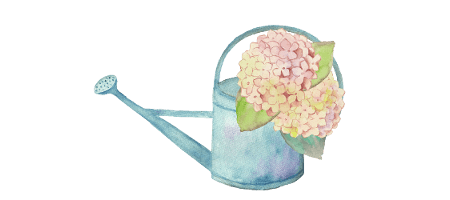 clip art library Watercolor free on dumielauxepices. Hydrangea clipart.