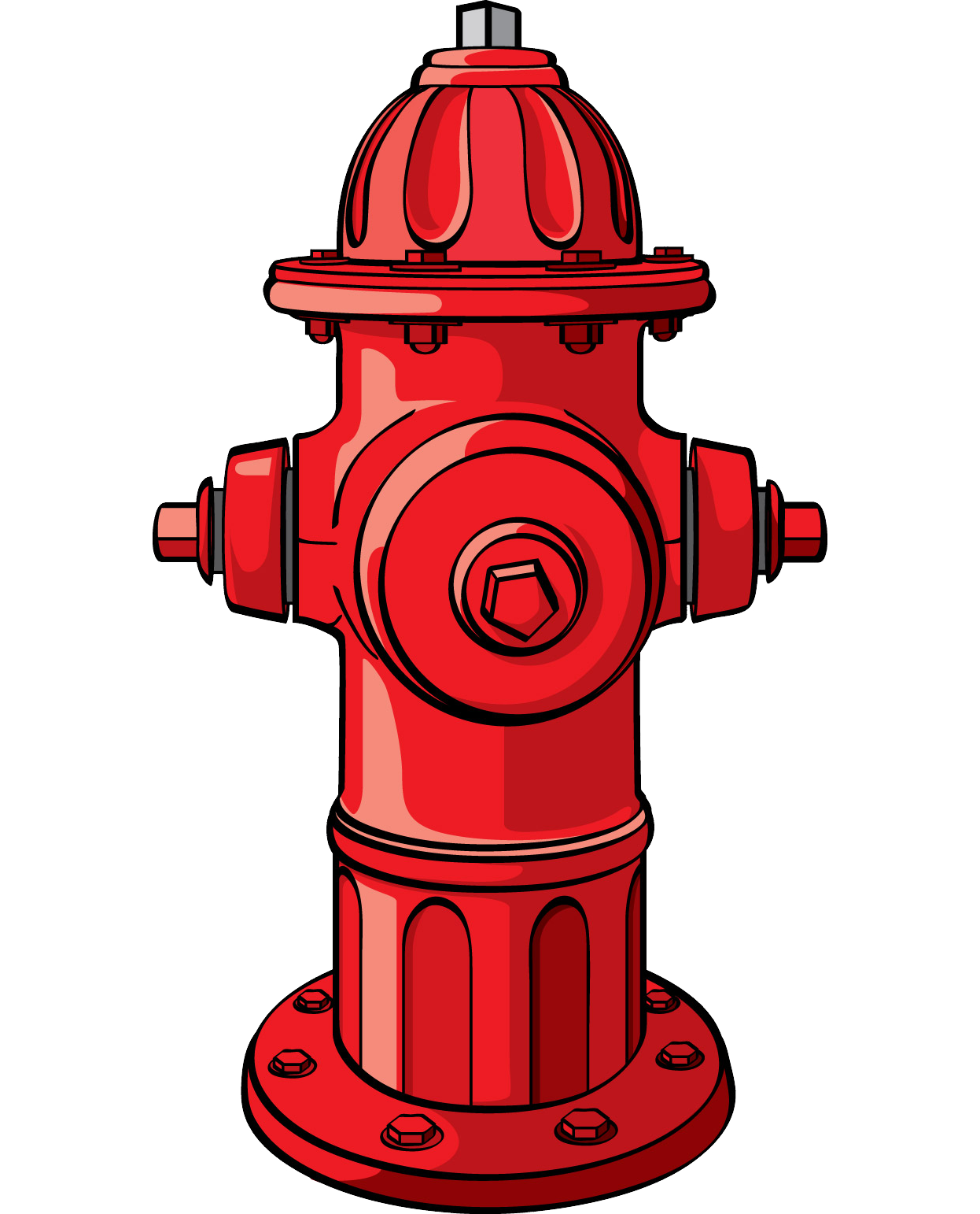 jpg freeuse Fire firefighter clip art. Hydrant clipart.