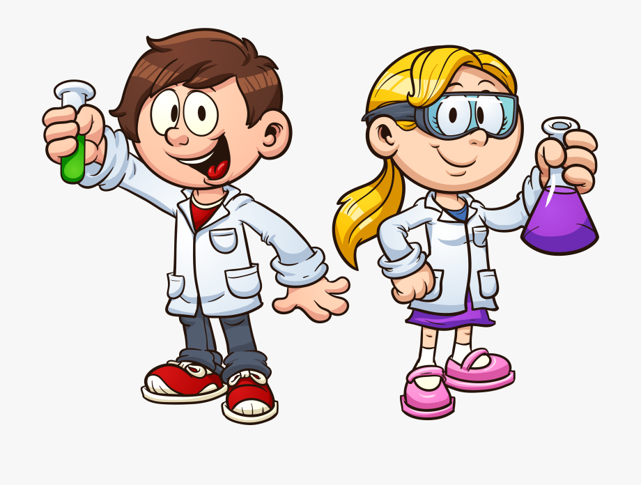 clip free stock Beaker mad . Kid scientist clipart