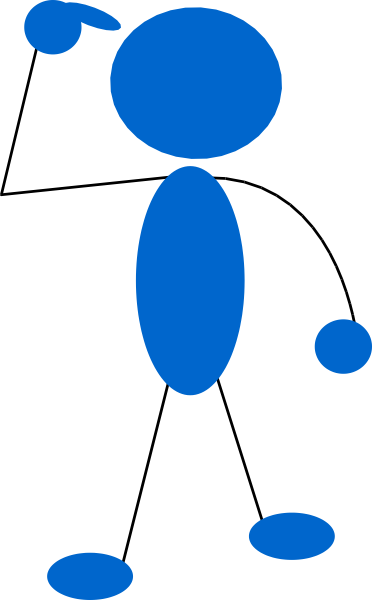 clipart free Kid thinking clipart. Blueman clip art at.