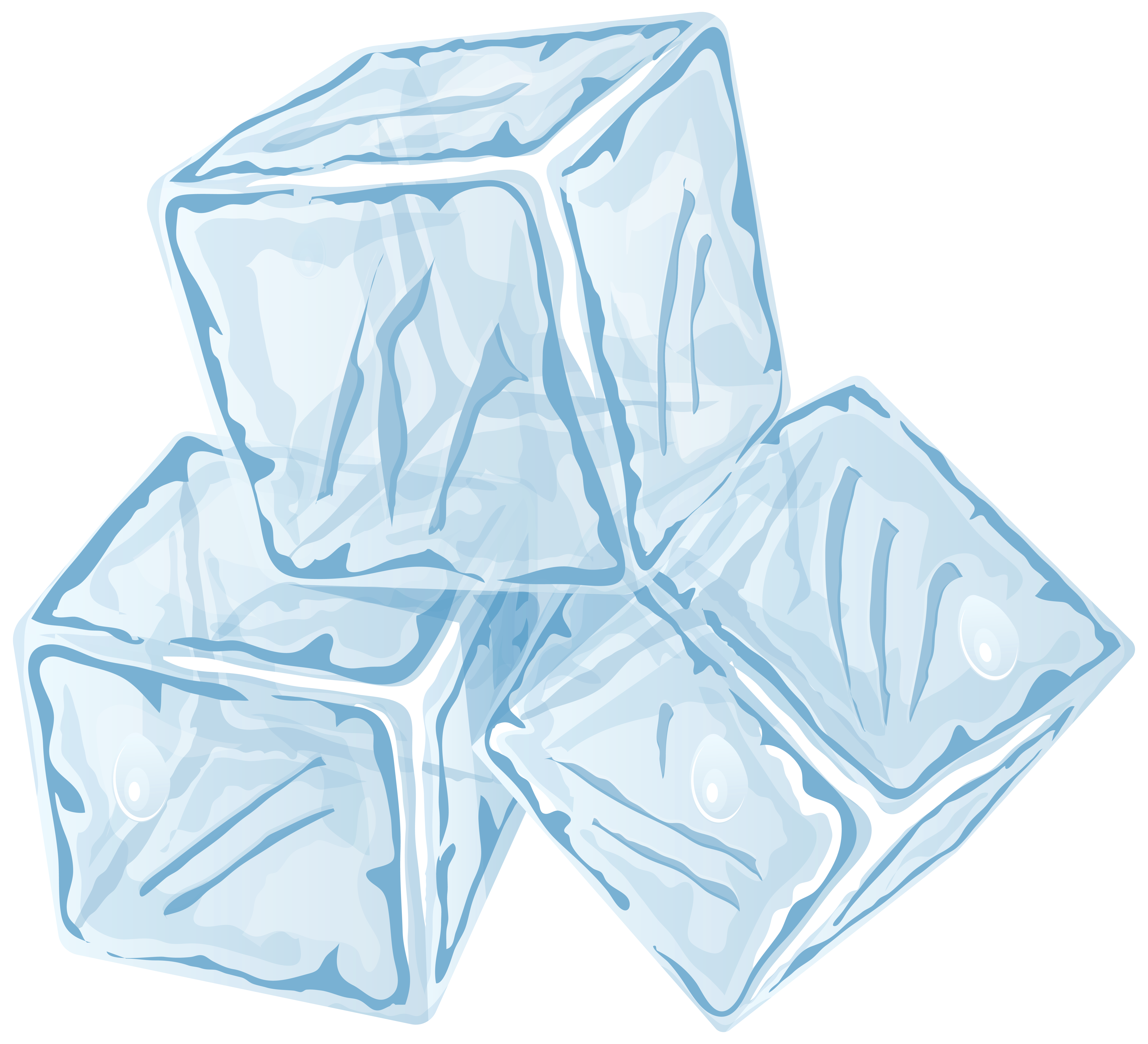 jpg free library Ice Cubes PNG Clip Art