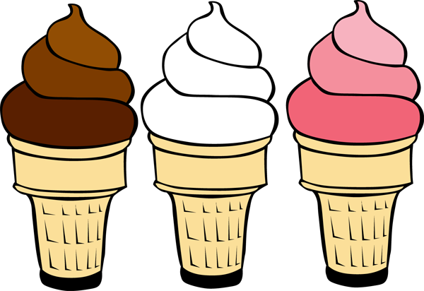 clip art black and white Spice up your design. Black and white ice cream cone clipart