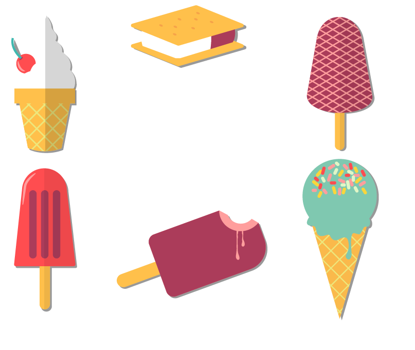 clip transparent download Cone pop clip art. Ice cream popsicle clipart
