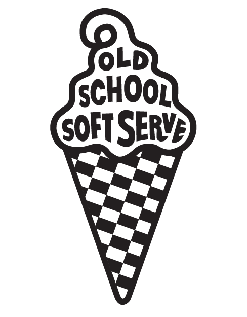 royalty free stock Ice cream shop clipart black and white. The ruckus softservepng