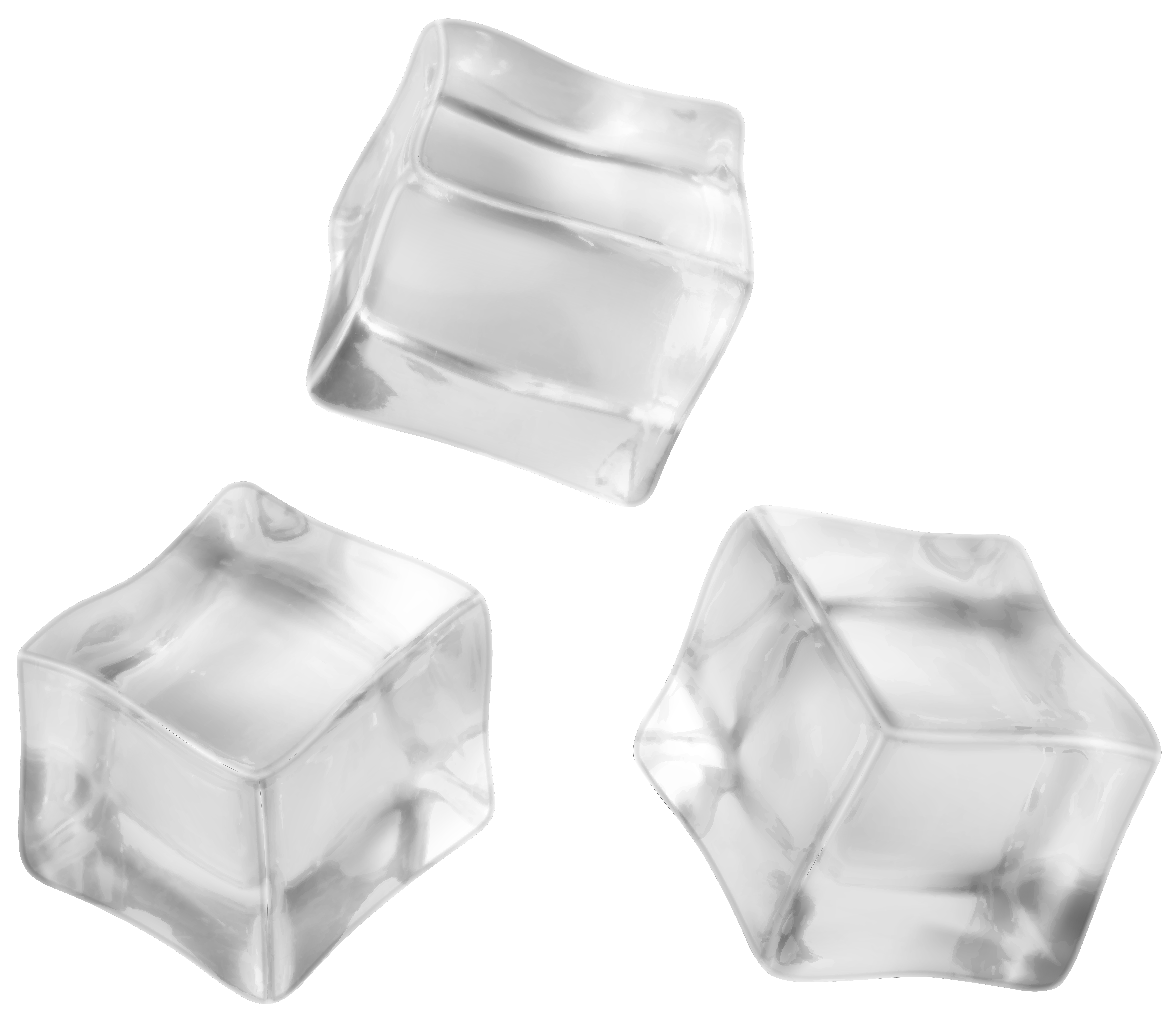 vector freeuse library Ice cubes clipart black and white. Cube png clip art