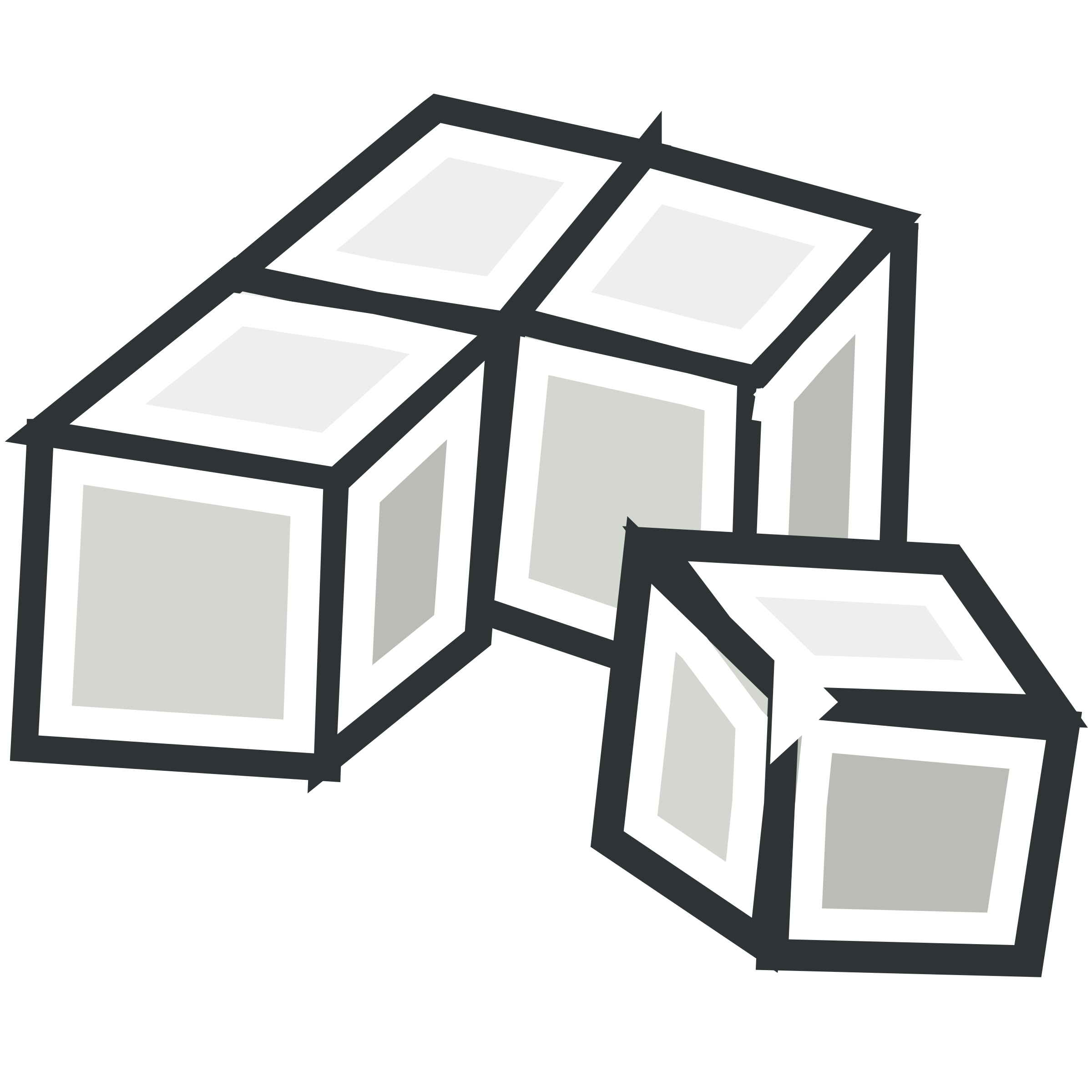 png stock Ice cubes clipart black and white. Tango style tofu big