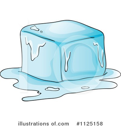 clip black and white download Cube drawing at paintingvalley. Ice melting clipart