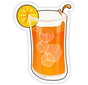 vector library Images of Iced Tea Clipart