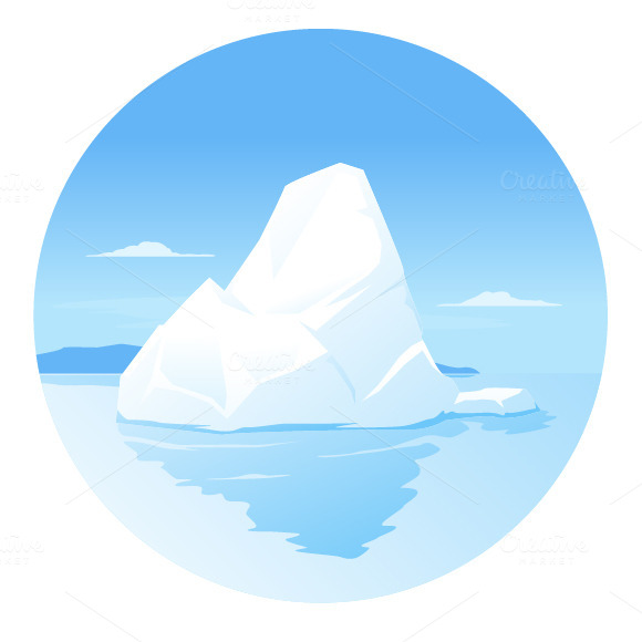 clip black and white download Free cliparts download clip. Iceberg clipart.